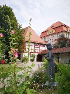 Apothekergarten der Stadt Neustadt