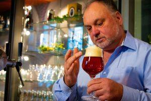 Biersommelier Martin Ständner